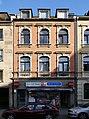Stolpersteine Köln, Wohnhaus Berliner Straße 104.jpg