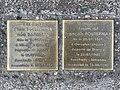 Stolpersteine Sima Froïm Fouterman 53 rue Clos Orléans Fontenay Bois 5.jpg
