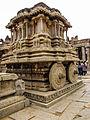 Stone chariot at Vittala complex 01.jpg