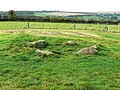 Stone circle near the King Stone, Warwickshire - geograph.org.uk - 605740.jpg