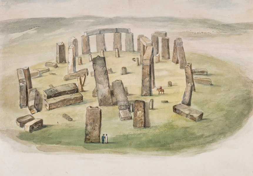 stonehenge - image 9