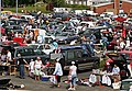 Stonehouse Creek Car Boot Sale - geograph.org.uk - 182819.jpg