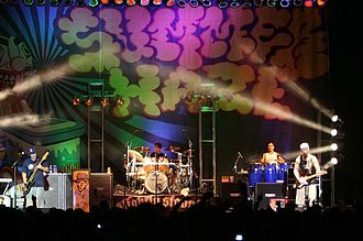 Slightly Stoopid - Summer Haze 2007 tour