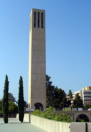 University of California, Santa Barbara campus - Storke Tower