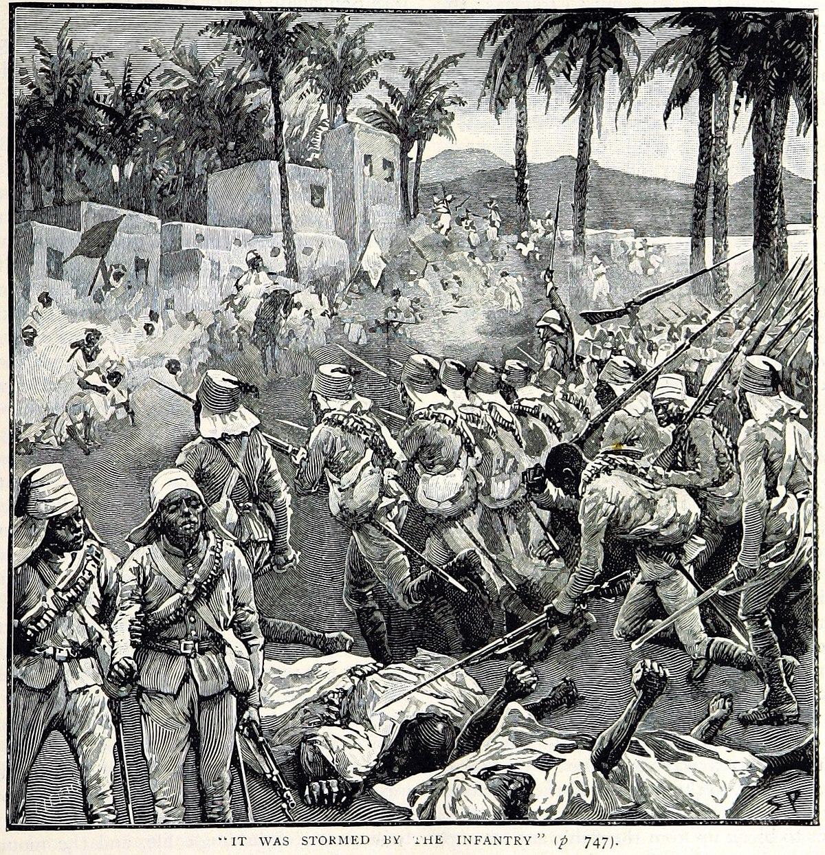 Battle Of Ferkeh Wikipedia