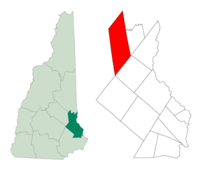 New Durham, New Hampshire - Image: Strafford New Durham NH