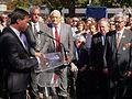 Strasbourg 22 juillet 2012 inauguration Allée des Justes 09.JPG