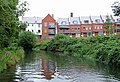 Stratford-upon-Avon Canal near Warstock, Birmingham - geograph.org.uk - 1725339.jpg
