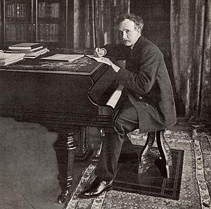 Symphonia Domestica - Strauss 1903