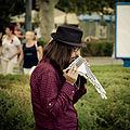 Street musician playing Pan flute in Yalta.jpg