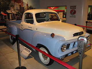 Studebaker Transtar Motor vehicle