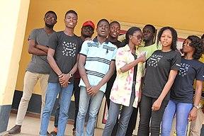 Students of the University OF Ilorin. 07.jpg