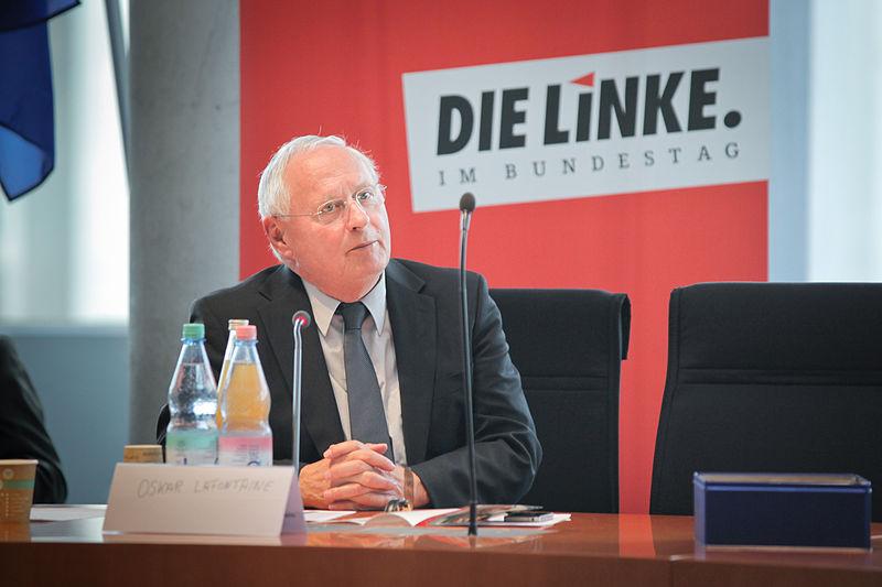 File:Studierendenkonferenz Krise Bildung Zukunft - Oskar Lafontaine (2).jpg