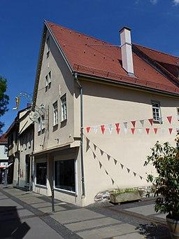 Stuttgart, Felgergasse 6, Wohnhaus