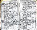 Subačiaus RKB 1827-1830 krikšto metrikų knyga 046.jpg