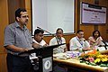 Subhabrata Chaudhuri Addressing - Opening Session - VMPME Workshop - Science City - Kolkata 2015-07-15 8552.JPG