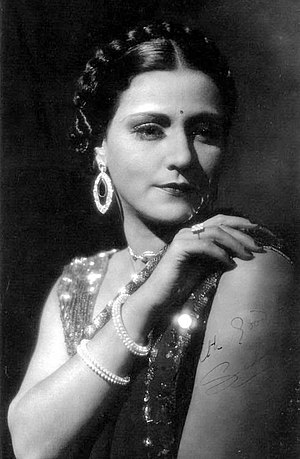 Ruby Myers - Sulochana in the 1920s.