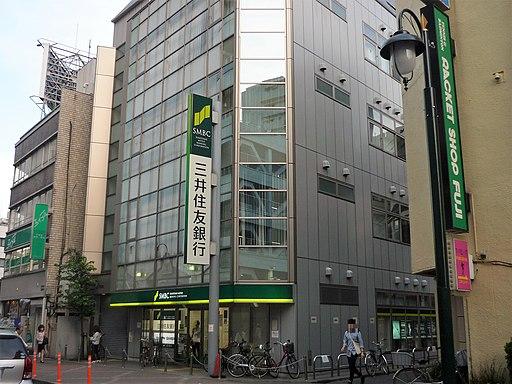 Sumitomo Mitsui Banking Corporation Kokubunji Branch