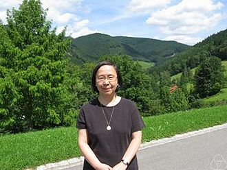 Sun-Yung Alice Chang - Sun-Yung Alice Chang at Oberwolfach 2009