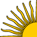 Sun symbol yellow quart transparent.png