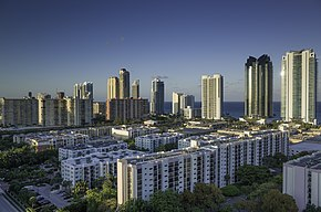 Sunny Isles Beach skyline 2015 from west.jpg