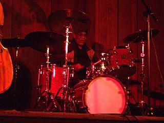 Sunny Murray American drummer