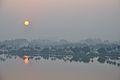 Sunset - Kolkata 2011-12-17 7626.JPG