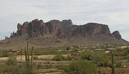 Apache Junction – Veduta