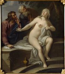 Susannah in the Bath