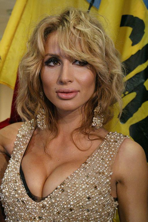 Svetlana Loboda erotische Bilder