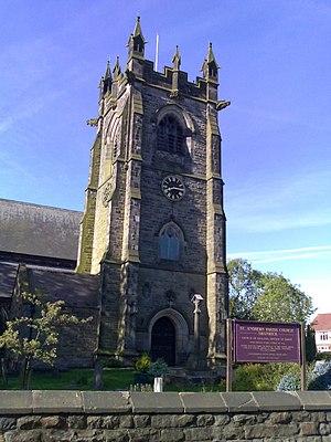 Swanwick, Derbyshire - St. Andrew's Church