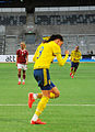 Sweden - Denmark, 8 April 2015 (17086079682).jpg