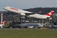 HB-JHK - A333 - Swiss