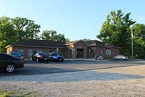 Sylvan Township, Washtenaw County, Michigan - Image: Sylvan Township Hall