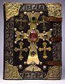 T'oros Roslin - T'oros Roslin Gospels - Walters W539 - Closed Front.jpg