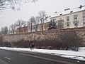 Tóth Árpád Promenade houses between no. 3 and 7, Várkerület, 2016 Budapest.jpg