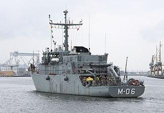 Latvian Naval Forces - Image: Tālivaldis 5975