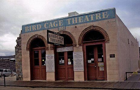 T-Bird Cage Theatre