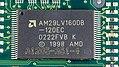 T-DSL Teledat 300 LAN - AMD Am29LV160DB-120EC-4035.jpg