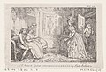 "T. Jones & Sophia interrupted in a tete a tete by Lady Bellaston, from ""The History of Tom Jones, a Foundling"" by Henry Fielding MET DP872046.jpg"