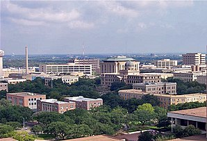 Campus der Texas A&M University in College Station