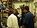 THM students in the reactor room, 26th April 2012 (6972049986).jpg