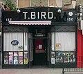 T Bird Bar, Blackstock Road, Finsbury Park, London - geograph.org.uk - 1368723.jpg
