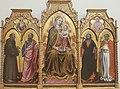 Taddeo di bartolo - vierge à l'enfant entre les saints Gérard, Paul, André et Nicolas (1395).jpg