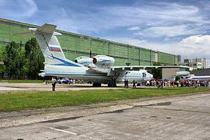 Taganrog Beriev Aircraft Company Beriev A-40 Albatros (Be-42) IMG 7990 1725.jpg