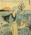 TakehisaYumeji-MiddleTaishō-Evening Sun.png