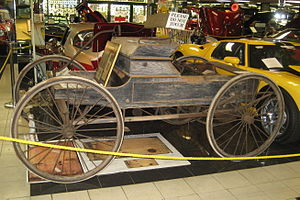 Tallahassee Automobile Museum - 1894 Duryea Motor Wagon Company
