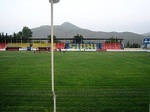 Tamaz Stepania Stadium in Bolnisi, Georgia.jpg