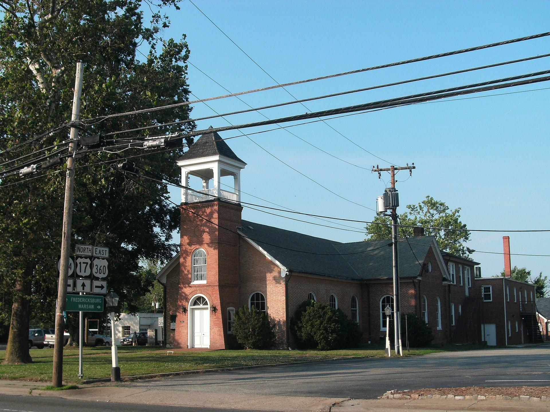 tappahannock historic district