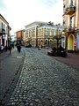 Tarnów, centrum města, ulica Wałowa.JPG